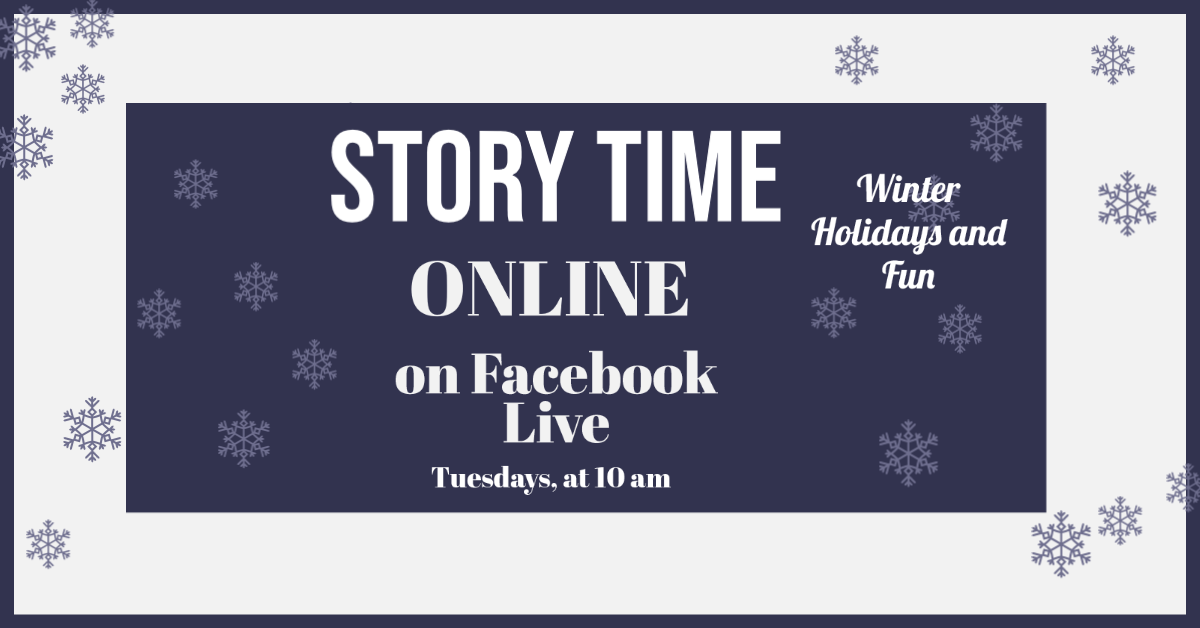 story time Online winter