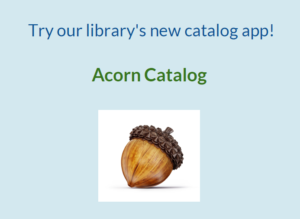 acorn snipped