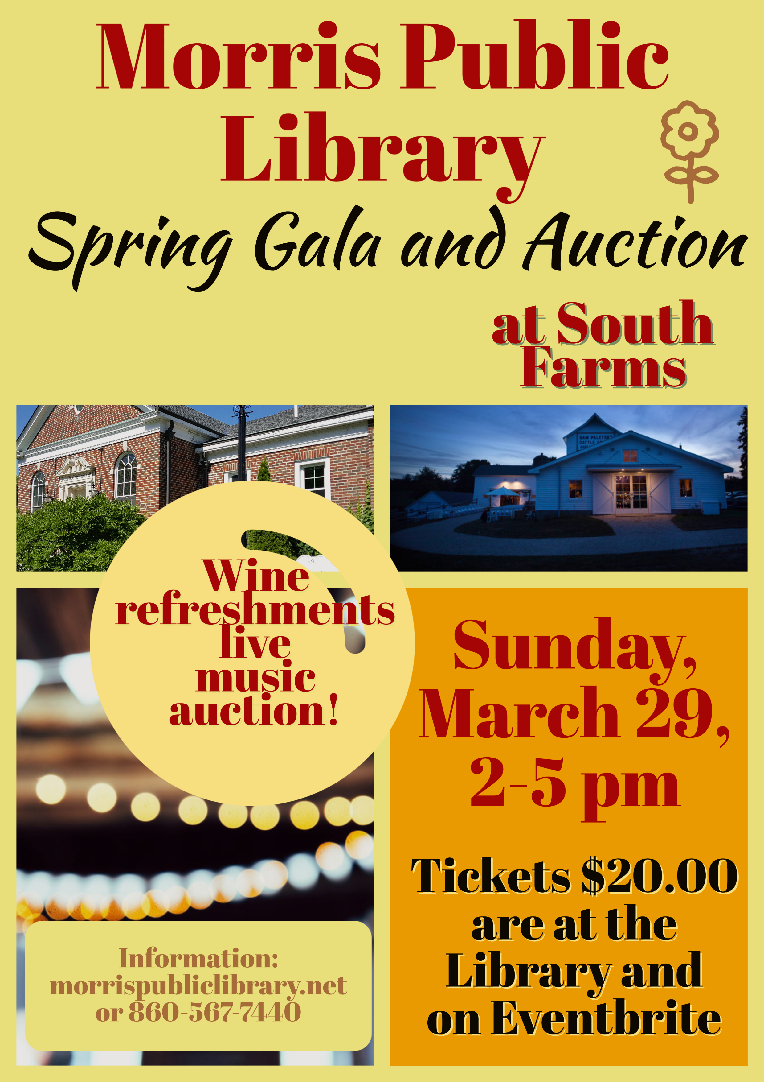 Spring Gala and Auction