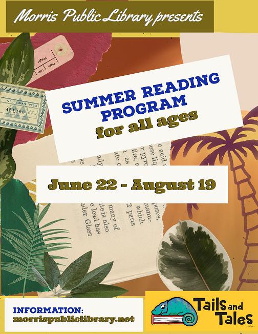 Morris Library Summer Reading 2021 resized